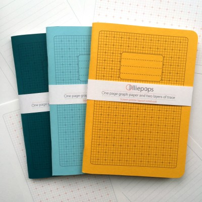 olliepops, notebooks, weavers, screenprinters, artists, design, school notebooks