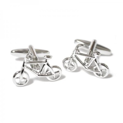 Push Bike Cufflinks