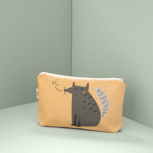 Alfredo the Raccoon Multipurpose Case by Mon Collection