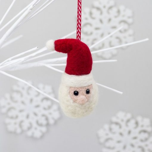 Santa Bauble Kit