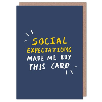 Social Expectations by Lauren Goodland