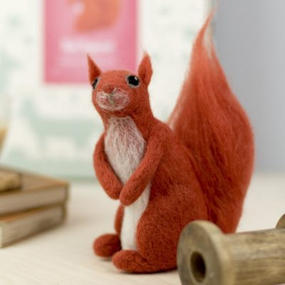 Needle Felting Kits by Hawthorn Handmade