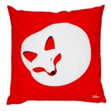 Summer Fox Winter Fox Cushion