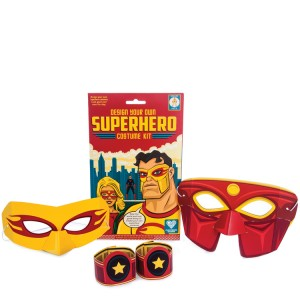 Super Hero Costume Kit 1