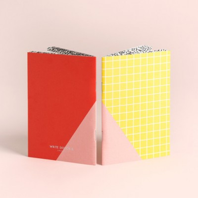 Super Tile Notebooks