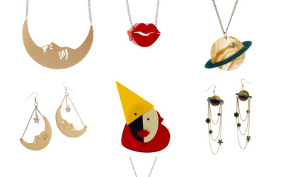 5,4,3,2,1… LIFT OF! The Tatty Devine autumn/winter collection lands in at The Red Door Gallery!