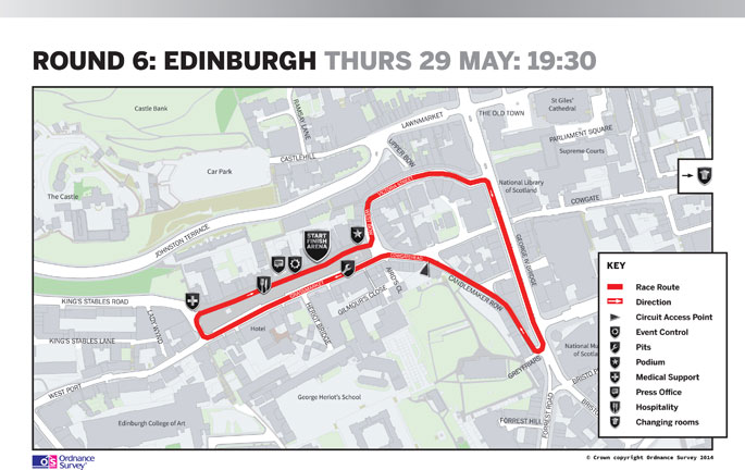 #Competitions, @pearlizumi @TourSeries & @ChrisHoy in #Edinburgh