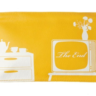 TV Time Yellow