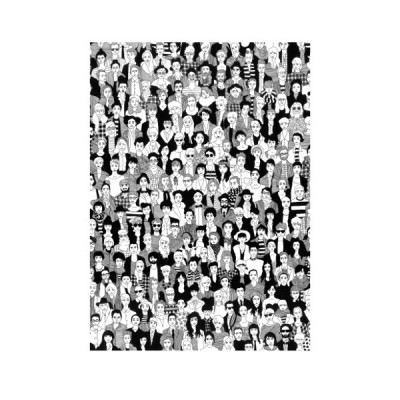 The crowd poster A1WEB sq 600