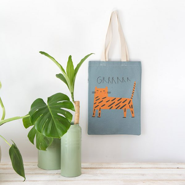 Tigress Raquel Tote Bag