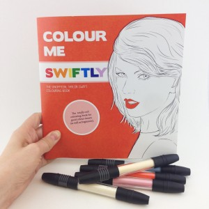 Tylor Swift Colour Me Good by Love Mel Cover Shot