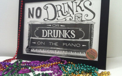 New Orleans print collection!