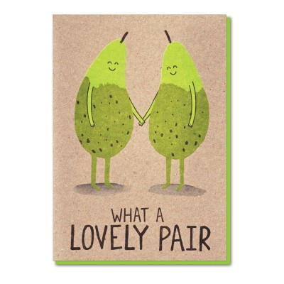 What A Lovely Pear Card by Stormy Knight