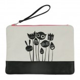 Will Broome x Kate Sheridan Faces Stalks Clutch