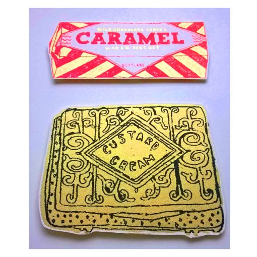 only the best biscuits from Charlotte Farmer for your Tea Time Treats.