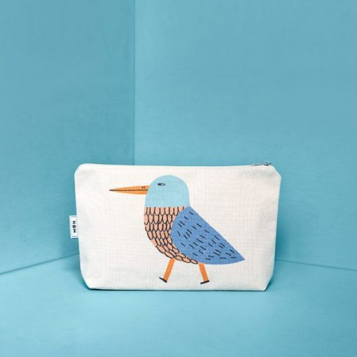 Fermin the Bird Multipurpose Pouch by Mon Collection