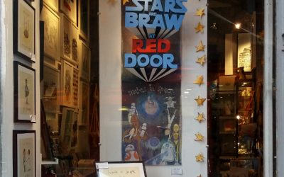 Stars Are Braw at The Red Door Gallery
