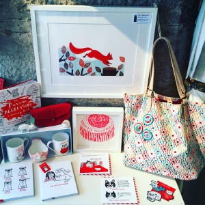 gemma correll, illustration, ceramics, accessories