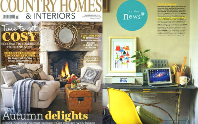 Press – Country Homes and Interiors
