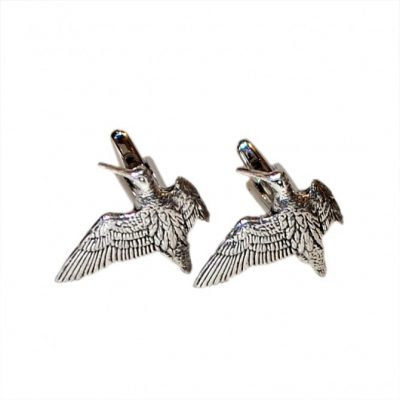 Woodcock Cufflinks