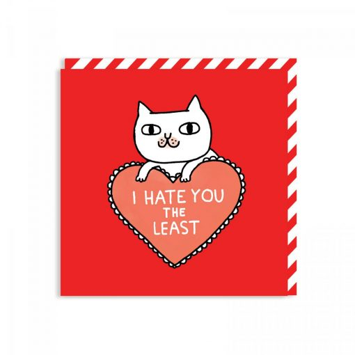 hate you the least, cats, gemma correll, ohh deer