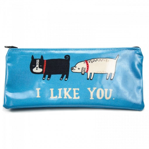 I Like You Pencil Case, Ohh Deer, Gemma Correll, Pencil Case, Ohh Deer