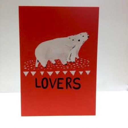 Lovers - card