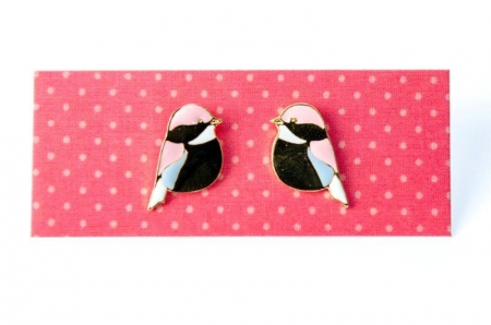 Louis Bird Earrings