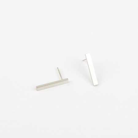 Beton Beam Earrings