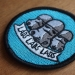 lads embroidered iron on patch sew on stormtrooper stars are braw star wars the grey earl 4