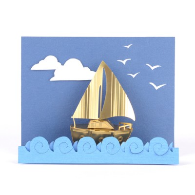 mini-boat-papercut