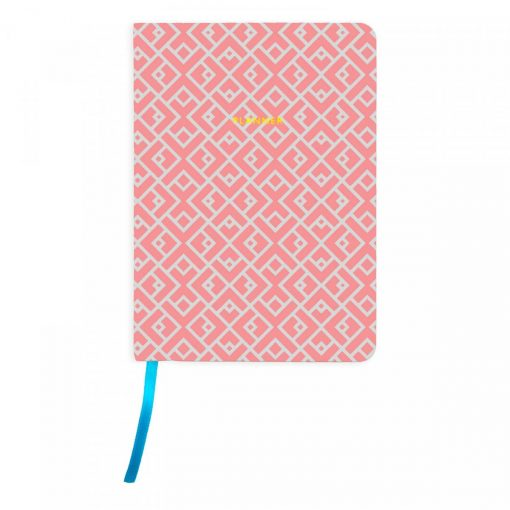 Moroccan Tile A6 Planner by Ohh Deer