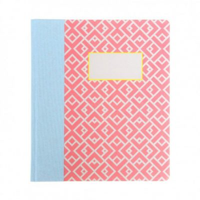 Moroccan Tile Notebook by Ohh Deer