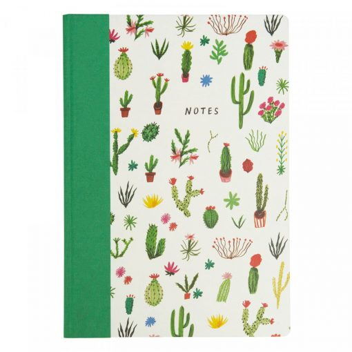Cacti Notebook by Nina Cosgrove for Ohh Deer