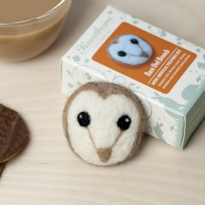 Animal Needle Felting Kit by Hawthorn Handmade - Available at The Red Door Gallery