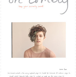 Oh Comely Issue 10.. sneak preview!