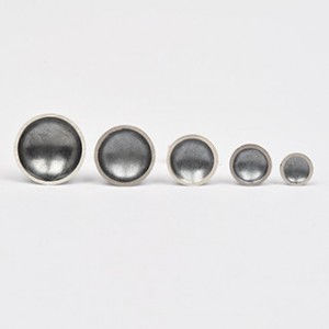 oxidised_dome_studs_five_small_large