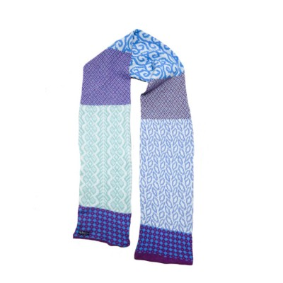 pale blue scarf by Wee Beauties web