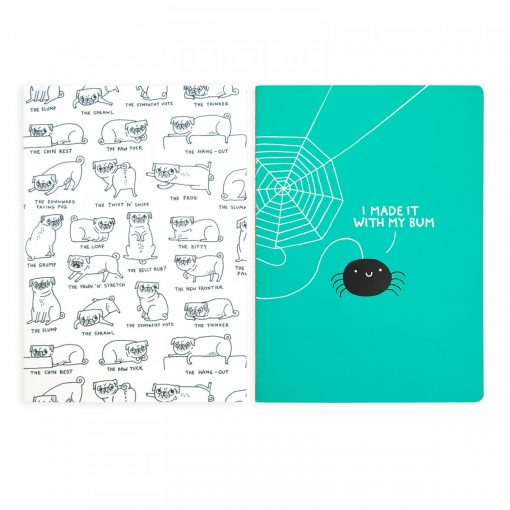 Gemma Correll Notebooks by Ohh Deer
