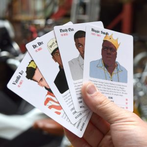 Rapper Trumps - The Top Trumps Card Game full of your favourite 90