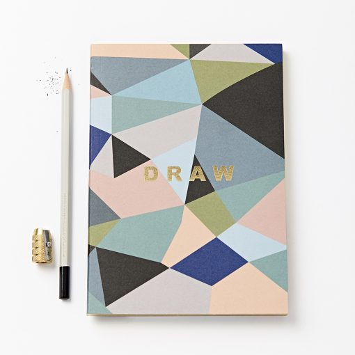 new notebooks by Katie and Tom Leamon - Part of the new Kin Collection - at The Red Door Gallery