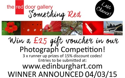 Competition to Win a Red Door Gift Voucher!