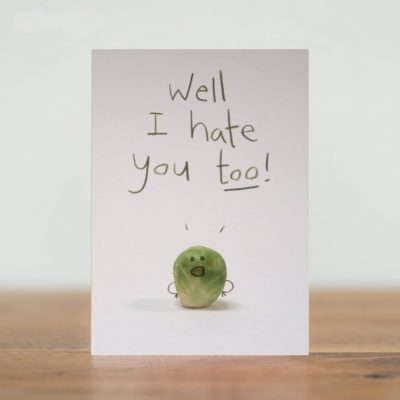sprout hate card