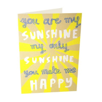 sunshine-card