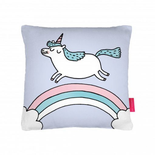 Magical Unicorn Cushion by Gemma Correll