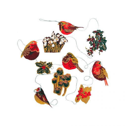 Hedgerow Garland by East End Press