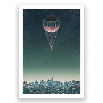 Aeronaut by David Fleck