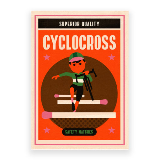 Cyclocross Boy bySpencer Wilson
