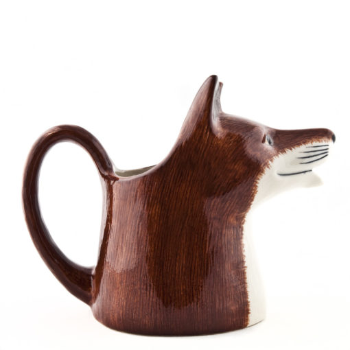 Fox Jug by Quail Ceramics