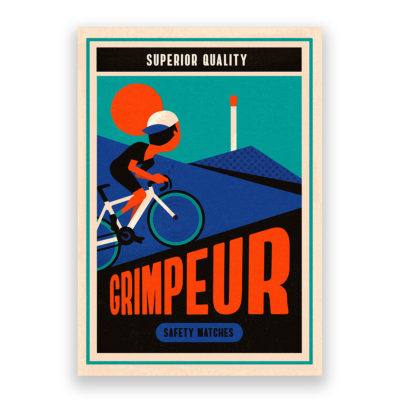 Grimpeur Print by Spencer Wilson